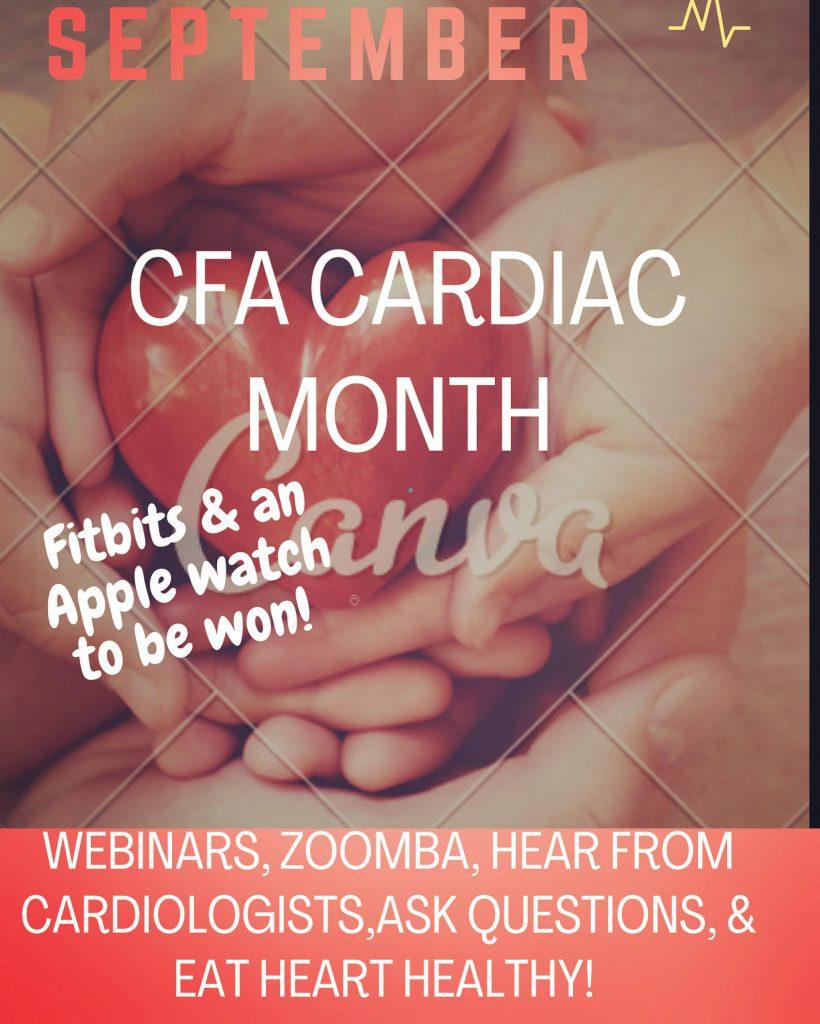 cardiac month